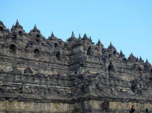 Der imposante Borobudur